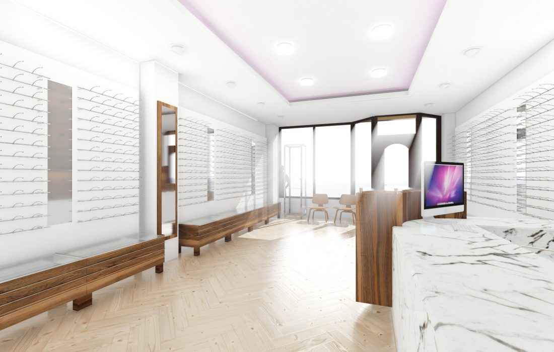 Optician Visualisations